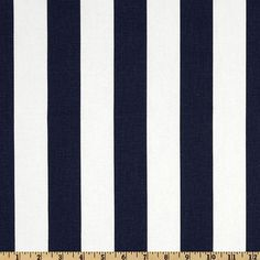 Navy Blue  Table RunnerBlue Table Coth.Navy & White by KikoyChic, $18.00