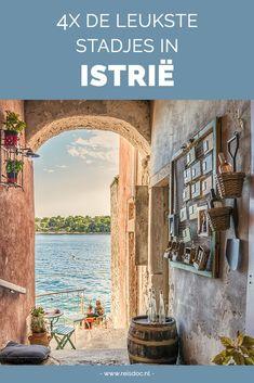 These are the 4 nicest towns in Istria, Croatia . Porec Croatia, Winter Sun Holidays, Holiday Resort, Pula, Croatia Travel, Places To See, Sedona Arizona, Travel Destinations, Royal Caribbean