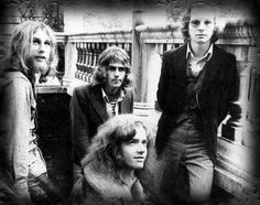Ted Turner  Wishbone Ash GRS: I think it's a picture from 1970.  Look at them...how I love Wishbone Ash.  They had a new album out in 2014!  BLUE HORIZON is their 24th studio album. Rock on
