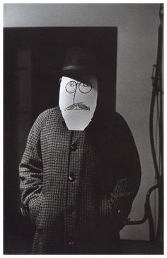 Saul Steinberg and Inge Morath