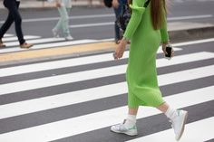Street style: What they're wearing in Tokyo this summer: Image credit…