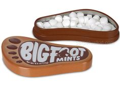 BIGFOOT MINTS, party favor