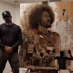 The artist K.A. Will...