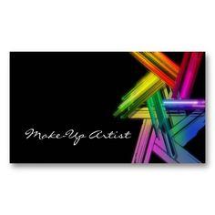 Unique Art business card #businesscards #art zazzle