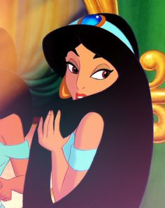Jasmine!! My fave Disney princess!