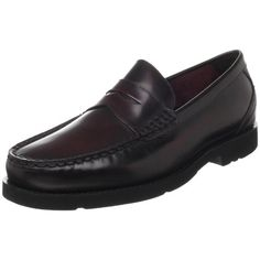 Rockport Men's Shakespeare Circle Penny Loafer for only $87.95 You save: $32.05 (27%)  #Rockport