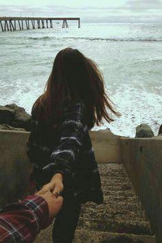 Menina me dá sua mão...❤