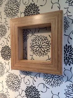 Projects To Try, Woodworking, Mirror Frames, Picture Frame Designs, Frame, Etsy Seller, Modern Wood Furniture, Wood Projects, Picture Frames