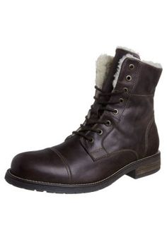 a17d855dfb Botines con cordones - marrón Red Wing Shoes