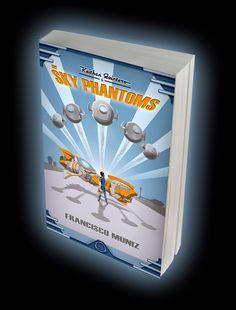 Keithan Quintero and the Sky Phantoms by Francisco Muniz