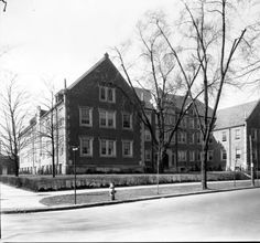 Charles P. Moorman Home for Women, an assisted living faclity, 970 Cherokee Road, Louisville, Kentucky, 1930. :: Caufield & Shook Collection