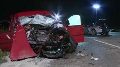 Stauende übersehen: Mutter und Sohn sterben bei schwerem Unfall auf der B27