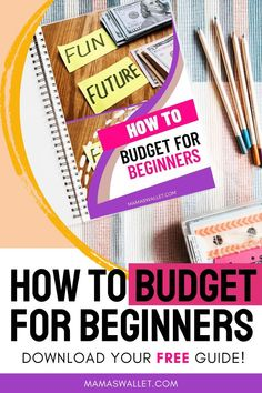 Creating a budget that is both realistic and clear will give you something tangible to focus on and stay aware of where your incoming and outgoing funds are going. Learning how to budget can be surprisingly eye-opening. Most people don't keep track of this and are therefore not really aware of how frivolous some purchases made. Don't allow your spending habits to be out of control.This guide will help you break those bad habits that keep your broke. #howtobudget #budgetingforbeginners