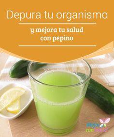 Depura tu organismo y mejora tu salud con pepino ¿Sabías que el pepino no es una verdura ni una hortaliza? Desde el punto de vista botánico se trata de un fruto, ya que tiene semillas dentro