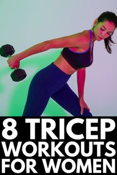 Tighten and Tone: 8 Transforming Tricep Workouts for Women - 8 Tricep Workouts for Women Fitness Workouts, Fit Board Workouts, At Home Workouts, Fitness Tips, Health Fitness, Bike Workouts, Swimming Workouts, Swimming Tips, Chest Workouts