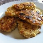 Pan-Fried Cottage Cheese Patties Recipe (Russian origin) read through comments for other country's variations