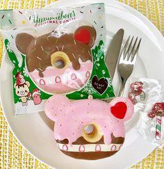 Rare Kawaii Squishy Websites : yummiibear donut squishy