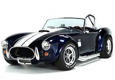 1967 Shelby Cobra - I will own one of these some day...... *drool