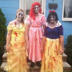 http://fr.halloween.lady-vishenka.com/costume-mermaid-halloween/  3. Déguisement d'Ariel Halloween (35 IDÉES)