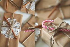 Kauniit lahjapaketit