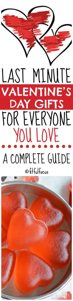 Last Minute Valentine's Day Gifts | Valentine's Day | DIY Valentine's Day Gifts | Fit & Fashionable Friday | Valentines Day Recipes http://fitfulfocus.com/last-minute-valentines-day-gifts-for-everyone-you-love/?utm_campaign=coschedule&utm_source=pinterest&utm_medium=Fitful%20Focus&utm_content=Last%20Minute%20Valentine%27s%20Day%20Gifts%20For%20Everyone%20You%20Love