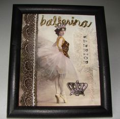 altered art - ballerina warrior princess (1)
