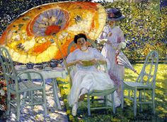ART & ARTISTS: Frederick Carl Frieseke – part 2