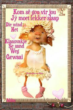 Good Knight, Goeie Nag, Afrikaans, Bedtime, Qoutes, Words, Mornings, Blessings, Garden
