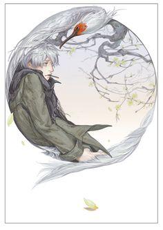 Ginko Mushishi/#1655366 - Zerochan