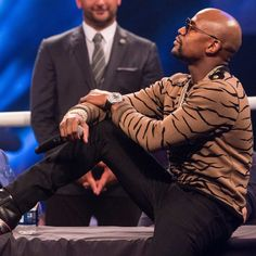 In brighter news, the Floyd Mayweather Vs. Conor McGregor press tour is finally, mercifully over. Now we just have to wait five weeks until fight night. London Tours, Floyd Mayweather, Press Tour, Fight Night, Conor Mcgregor, Buy Weed Online, Gq, Casual Wear, Take That