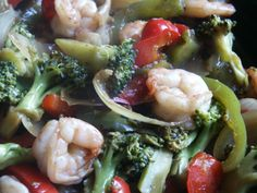 Shrimp Stir Fry Recipe - Food.com