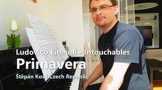 Intouchables: Primavera | Ludovico Einaudi | piano cover | Hudba z filmu...