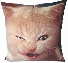 Cushion cover throw pillow case 18 inch white cat kitten ... https://www.amazon.com/dp/B00VNOJAPS/ref=cm_sw_r_pi_dp_x_ZfY6ybNVH2PQA