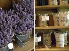 Lavender and stone ground flour from La Motte in Franschhoek French Furniture, Furniture Decor, Lavender, Shops, Antiques, Artwork, Design, Products, Moth