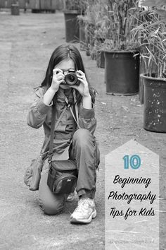 These ten beginning photography tips for kids are fantastic! They really helped my child to improve her smartphone photography skills, even now as a teen. Point #5 is especially good photography help for adults too.