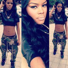 army fatigue pants for women   PoshTheSocialite: Fall Fashion Trend: Women's Camouflage Pants