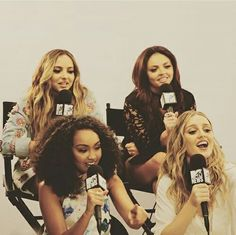 grafika little mix, jesy nelson, and perrie edwards
