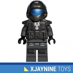 LEGO Halo 4 ODST Oribital Drop Shock Trooper Minifig with Printed Armour New #LEGO #Minifg