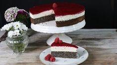 Topfen-Mohn-Torte, ein schmackhaftes Rezept aus der Kategorie Trennkost. Bewertungen: 3. Durchschnitt: Ø 3,4. Low Carb Torte, Getting Hungry, Healthy Treats, High Tea, How To Make Cake, Vanilla Cake, Cake Recipes, Food Porn, Food And Drink