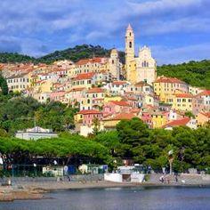Liguria. Borghi sul mare