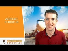 [English Conversation Topics] Airport Check-in In this video of the English Conversation Topics series, I will take you through a common English conversation for checking in at an airport. Click here to watch the video: >> http://learningenglishessentials.com/english-conversation-topics-airport-check-in/ << Enjoy the video! #Englishconversationtopics #learnEnglish