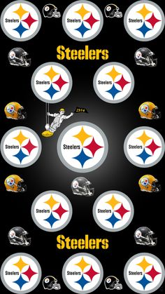Pittsburgh Steelers Pictures, Pittsburgh Steelers Wallpaper, Pittsburgh Steelers Football, Georgia Bulldogs Football, Dallas Cowboys, Pitsburgh Steelers, Steelers Cheerleaders, Steelers Helmet, Steeler Nation