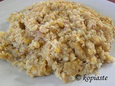 Ressi, Cypriot Wedding Food / Ρέσι, το Κυπριακό Γαμοπίλαφο