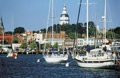 Annapolis, MD - gotta get ice cream from the Market and eat it at City Dock (or watch current Market renovation & get ice cream up Main Street on the way to the Capitol)