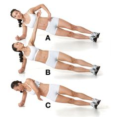 Get a tight stomach in just six weeks without doing a single crunch. This may be the easiest workout we& ever printed! Get a tight stomach in just six weeks without doing a single crunch Killer Ab Workouts, Killer Abs, Easy Workouts, Core Workouts, Fitness Diet, Fitness Motivation, Health Fitness, Women's Health, Body Fitness