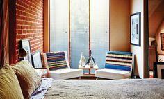 A southwest beach-adjacent bedroom // Brent Bolthouse