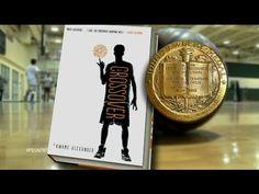 """Kwame Alexander on PBS News Hour -- terrific interview! """"Poet writes slam-dunking kids' novel"""""""