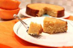 Fondant au pamplemousse rose - Pour ceux qui aiment cuisiner ! Cheesecakes, Cornbread, Coco, Fondant, Orange, Ethnic Recipes, Kiwi, Gluten, Drinks