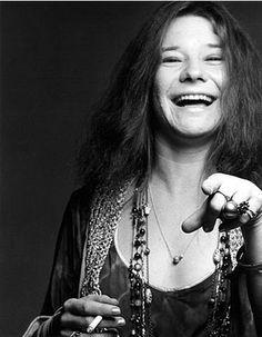 Janis Joplin photographed by Francesco Scavullo, 1969.