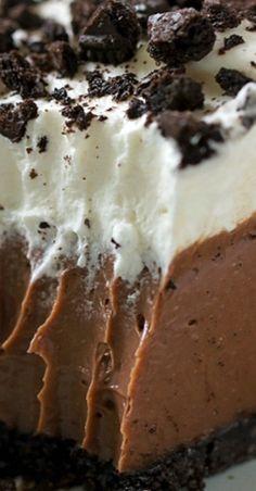 No-Bake Mud Pie